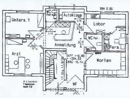 Büro- oder Praxisfläche im Neubaugebiet Flöha/ OT Plaue zu vermieten!