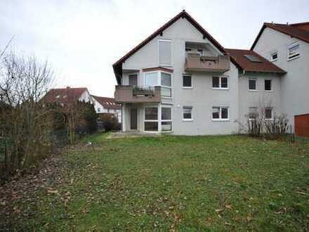 Wunderschöne 2-Zimmer-Wohnung in MA-Seckenheim mit Gartennutzung
