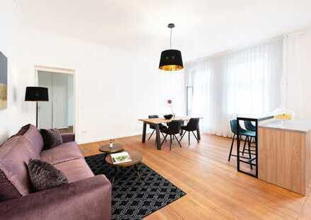 ++NEU++ 3 Zimmer Altbau-Penthouse komplett saniert Balkon und Galerie