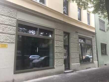 Büro, Atelier oder Ladenfläche in Toplage Augsburg - Bismarckviertel