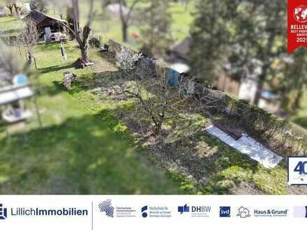 Ohne Käuferprovision: Schönes Gartengrundstück in Stammheim!