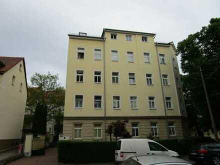 Tolle 2-Raumwohnung mit Einbauküche in ruhiger Lage mit Nähe zum Volkspark Kleinzschocher!