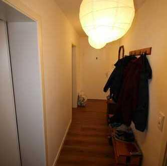 Modernisierte 3-Zimmer-Wohnung mit Balkon in Augsburg