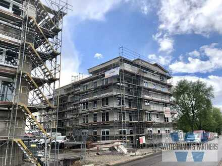 4,5 Zi.-Whg. Neubau-Wohnanlage in Teningen
