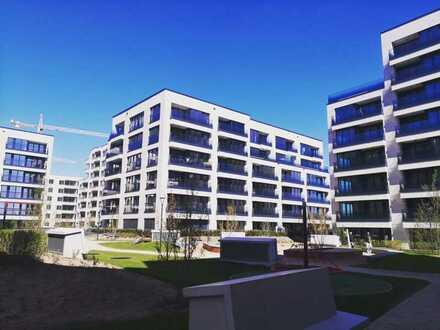 """ERSTBEZUG: Moderne 2-Zimmer Wohnung mit Balkon und EBK im """"Maximilians Quartier"""" !!!!"""