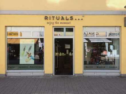Perfekt geschnittenes Ladenlokal zu vermieten