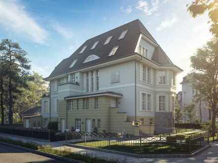 Sanierte Altbauvilla zur Gewerbenutzung inkl. Dachgeschosswohnung