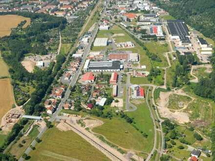 """Gewerbegebiet """"Zu den Pfarreichen"""""""
