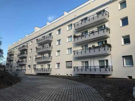 Erstbezug: Moderne 2-Zimmer-Wohnung im Dachgeschoss inkl. EBK und 2 Terrassen