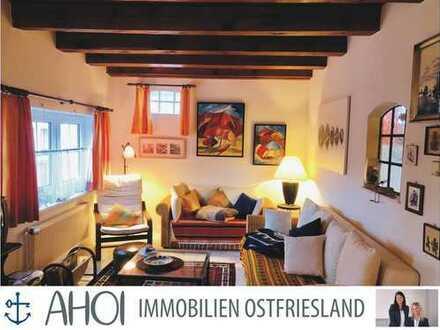 Hübsche Maisonette-Wohnung in historischem Gebäude