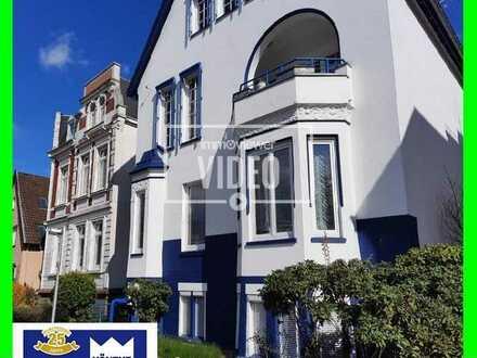 Jugendstil-Villa, mit Blick auf den Marktplatz! Gewerbe & Wohnen