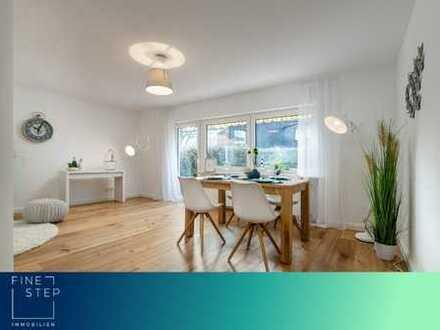 Neu renoviert und bezugsfertig: Terrassen-Wohnung mit 4-Zimmern inkl. Hobbyraum