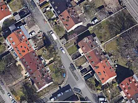 Erstbezug nach Sanierung: Reiheneckhaus in Gleishammer nähe Dutzendteich mit großem Garten