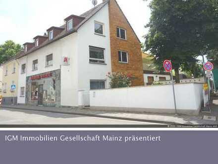 Frei verfügbares Wohn- und Geschäftshaus in Mainz-Weisenau