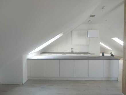 2-Zimmer-Dachgeschoss-Wohnung im Neubau 2019/2020 zur Miete in Albertshofen