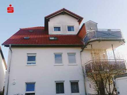 Charmante 4 Zimmer Maisonettewohnung in Schifferstadt