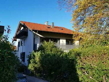 Toplage Fellbach-Süd 3 Zimmer 1.Stock 120 qm, grosser Balkon, Garage
