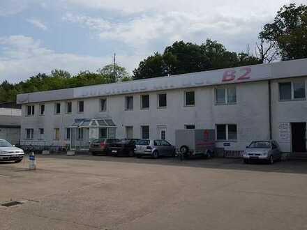 Büroeinheit auf einem Gewerbehof an der B2