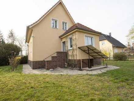 Freistehendes charmantes Einfamilienhaus in Falkensee - Teilsaniert
