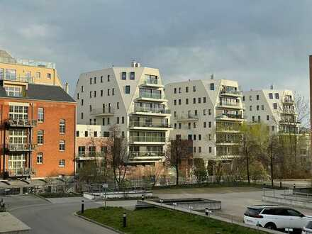 Erstbezug exklusive Wohnung mit Panoramablick an der weißen Elster