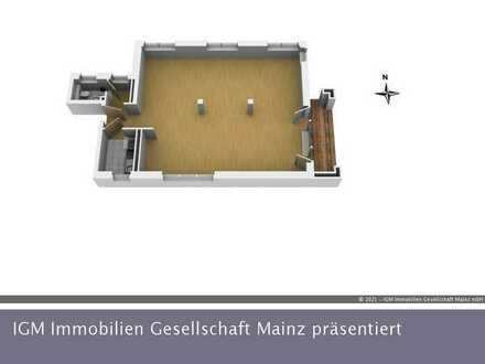 Neubau, Erstbezug - Bürofläche mit Balkon