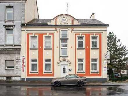 Wohn- und Geschäftshaus in Duisburg-Untermeiderich