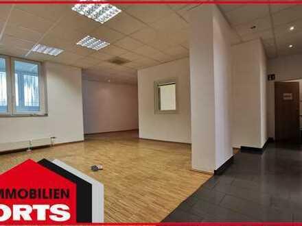 ORTS*** Mit VIDEO! TOP 7-Raum-Büroetage im gepfl. Geschäftshaus***