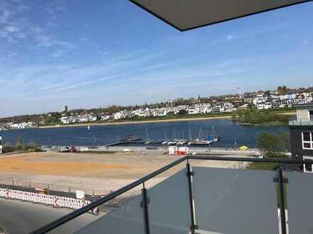 Erstbezug: ansprechende 3-Zimmer-Terrassenwohnung mit EBK und Balkon in Dortmund