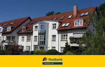 Neuseddin, kleine Etagenwohnung mit großem Balkon und TG-Stellplatz, vermietet