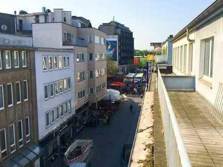 Über den Dächern von Bochum! Sanierte 3-Zimmer Wohnung in Citylage