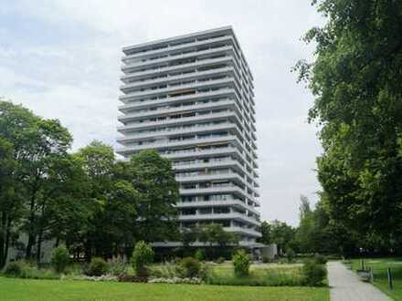 living smart - Freundliches 1-Zimmer-Appartement mit Balkon und grandioser Aussicht