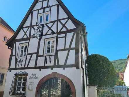 Charmantes Fachwerkhaus an der Südlichen Weinstraße ohne Denkmalschutz