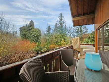 Moderne Maisonette Wohnung mit herrlichem Ausblick in die Natur!