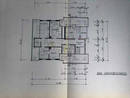 4 Zimmer DG-WOHNUNG Balingen-Frommern