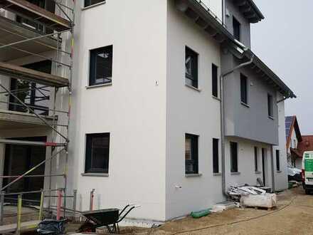 Schrobenhausen: schicke, hochwertige, moderne 3 ZKB Obergeschosswohnung mit gr. Balkon