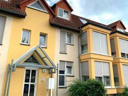 Provisionsfrei - Vermietete Eigentumswohnung in Kühnhausen als solide Kapitalanlage