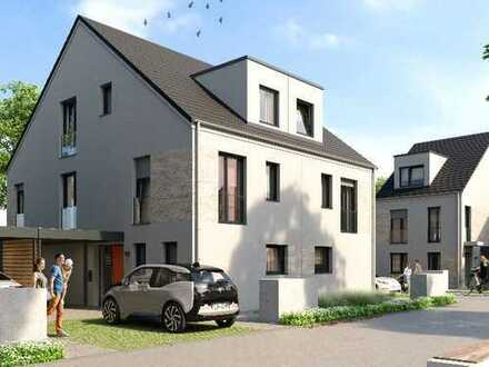 Mein feines Feld - Doppelhaushälfte mit 149 m² und Sonneneck