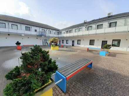 Büro, Praxis und Balettschule in repräsentativem Ärzte- und Geschäftshaus in Rödermark zu vermieten