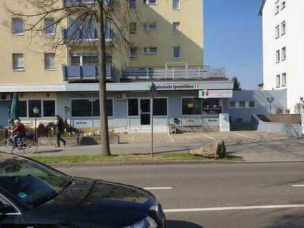 Ladenlokal, Bistro, Lebensmittelladen inkl. kleiner Wohnung zu verkaufen, zu vermieten o. Mietkauf