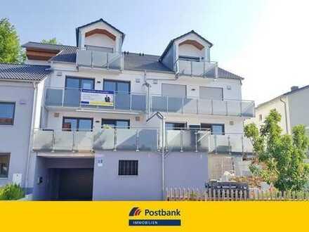 Attraktive 3 Zi.-DG-Wohnung in einem neu erstellten und energiesparenden 6 Fam.-Haus