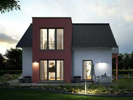 Traumhaus in sonniger Lage von Söbrigen.