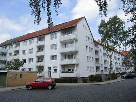 helle 3-Zimmer-Wohnung mit Balkon in der List zu vermieten!