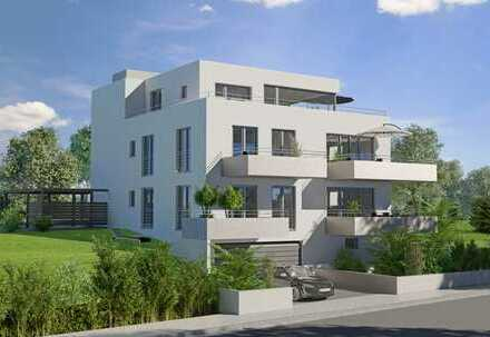 Moderne, hochwertig ausgestattete Neubauwohnung stadtnaher Lage von Überlingen !