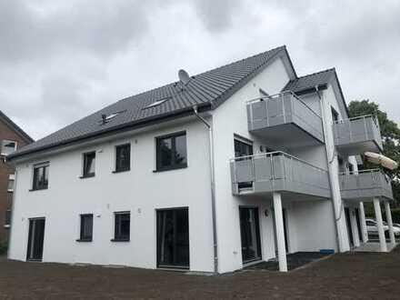 Obergeschoss mit Balkon, KfW-55 Haus, Aufzug, Erdwärme, Lüftungsanlage. VERKAUFT!