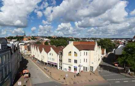Schöne Einzimmerwohnung mit toller Aussicht auf Flensburg bis hin zur Förde