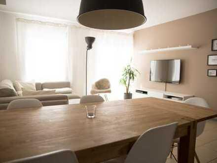 - Neuwertige Wohnung Nähe UKM - Terrasse