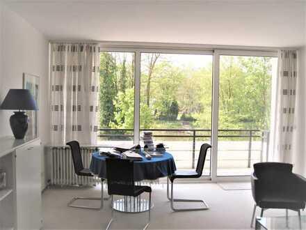 3-Zimmer Wohnung mit Ruhrblick in Essen-Werden