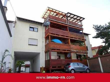 +++ Gepflegte 3 ZKB Eigentumswohnung mit Balkon und Garage +++