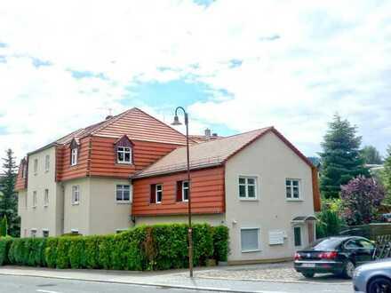 Moderne 2-Raum-Wohnung mit Einbauküche in Wilthen