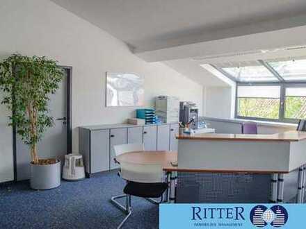 Gut ausgestattete Büroflächen * EDV-Verkabelung * möbliert - PROVISIONSFREI